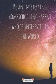 Be an Interesting Ho