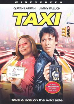 Rent Taxi starring Queen Latifah and Jimmy Fallon on DVD and Blu-ray. Get unlimited DVD Movies & TV Shows delivered to your door with no late fees, ever. One month free trial! Jennifer Esposito, Queen Latifah, Jimmy Fallon, Love Movie, Movie Tv, Movie List, Thomas Lennon, Tim Story, Story Time