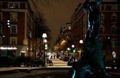 Looking Swedenborgsgatan from Mariatorget