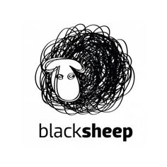 black sheep #logo