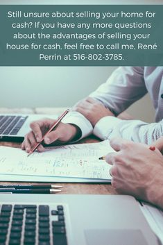 Sell your house fast with an astounding price! Click here to know more.  #WeBuyHousesCashLongIslandNY #RenePerrin