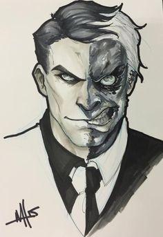 Two Face by Meghan Hetrick *