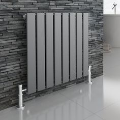 Horizontal Designer radiators which are stylish, excellent quality and a perfect addition to any room in your home. House Design, Top Bathroom Design, Radiators Modern, Home, Modern, House Inspiration, House Interior, Home Interior Design, Horizontal Radiators