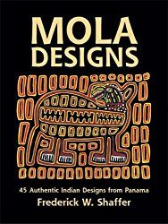Multicolor molas are usually depict pictorial images. Multicolor molas tell stories from Kuna mythology, everyday life, historical events...