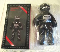 BED BATH & BEYOND BOSS VOODOO DOLL WITH 10 PINS – STRESS ADULT TOY- NEW #BedBathBeyond #Halloween