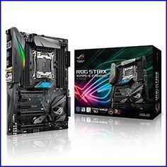 ASUS Intel X299 ROG STRIX X299 E-Gaming X299 Chipset LGA 2066 DDR4 SDRAM Motherboard