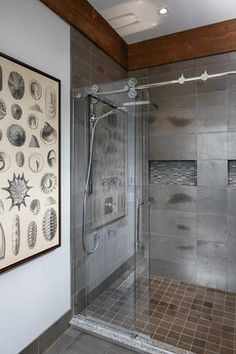 Wet Room: Shower And Tub In One. Bathroom Design. Powder Room. Bath  Designer. Interior Spaces. Bath Space. Bathroom Renovation. Home Remodels.