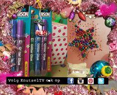 Maak je eigen kerstkaart met KnutselTV!