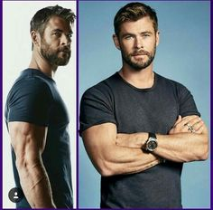 So muscular