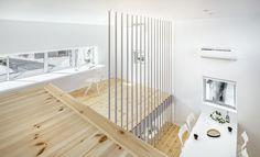 Swallow House by UZU Architects