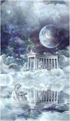 Olimpo, a morada dos Deuses