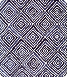 Lewis and Sharon Textiles   Style: Malaga  Color: Indigo/Sailor  Item ID: 1084973  Repeat: 7  Mill: 1014  $35.00/yd