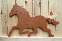 Rustic Horse Sign Wall Decor Wood Horse Weathervane Farm Country Wall Art #5510 Country Wall Art, Country Farm, Dog Signs, Wall Signs, Paint And Varnishes, Wood Dog, Wooden Gifts, Nature Decor, Ranch Style