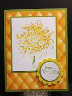 """My Creative Corner!: Pillow Top Background Technique Page **** SU """"Blooming with Kindness"""""""