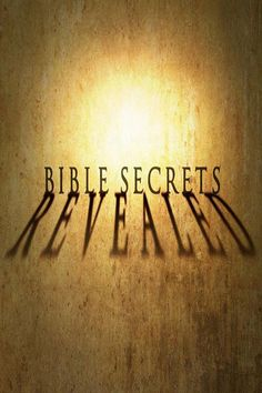 Bible Secrets Revealed: Season 1 (2013)Investigating the mysterious origins of the Judeo-Christian Bible. Available July 14 #refinery29 http://www.refinery29.com/2015/06/89551/netflix-july-new-releases#slide-31