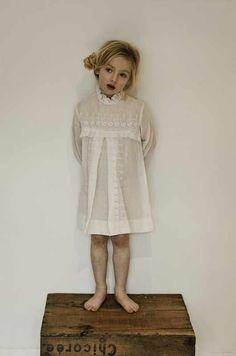 vintage organza dress