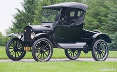 The1923 Ford Model T Roadster was an automobile that cost roughly $300 and came in only black. It game people a sense of freedom and allowed people to travel and go to new and exciting places.