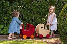 Moover Dolls Pram And Other Classic Wooden Toys At Danish By Design
