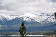 JD's Scenic Southwestern Travel Destination Blog: Lake Tahoe Nevada State Park!