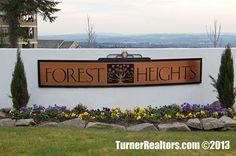 Forest Heights - Portland, Oregon Walking Paths, Common Area, Portland Oregon, The Neighbourhood, Places, Green, The Neighborhood, Lugares