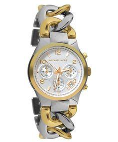 4499dd876c0 Michael Kors Twist Chain Chronograph MK3199 Women s Watch