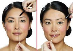 Benefit Brow, Benefit Cosmetics, Eyebrow Makeup Tips, Contour Makeup, Eyebrow Trends, Makeup Brush, Beauty Make-up, Beauty Hacks, Beauty Trends