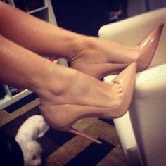 Tournoi Suede Knee-High Boots