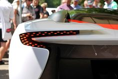 Futuristic Cars, GOODWOOD FESTIVAL OF SPEED 2014 - CONCEPTS by Marc TRAN, via Behance