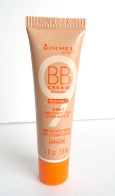 Beauty Review | Rimmel London | BB Cream Radiance | Monogrammed Magnolias