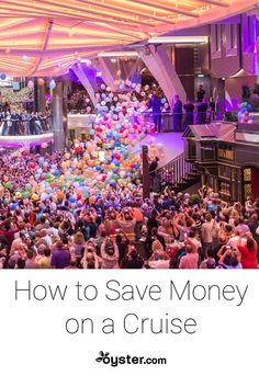 The sheer amount of add-ons on a ship can make your wallet thin, but there are a few cruise hacks that can help you save a bundle. Here are 12 ways to save money on your next cruise. Best Cruise, Cruise Tips, Cruise Travel, Cruise Vacation, Cruise Excursions, Shore Excursions, Deals On Cruises, Enchantment Of The Seas, Caribbean Cruise Line