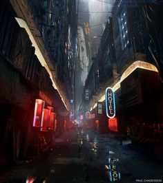 CYPULCHRE, Blade Runner 2049 - Black Out 2022 by Paul...