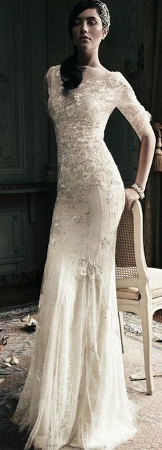 jenny-packham bridal ♥✤ | KeepSmiling | BeStayBeautiful