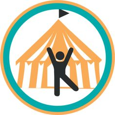 Lifescouts: Circus Badge If you have this badge, reblog it and share your story;If not, go and write your story :) Lifescouts is a badge-collecting community of people who share their real-world experiences.