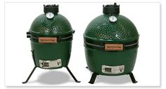Big Green Egg, the Ultimate Cooking Experience. It's the best kamado grill, ceramic grill & charcoal smoker on the planet, with 7 convenient sizes! Green Egg Mini, Large Green Egg, Green Egg Grill, Green Eggs, Hot Tub Backyard, Backyard Pool Landscaping, Backyard Patio Designs, Best Kamado Grill, Big Green Egg Outdoor Kitchen