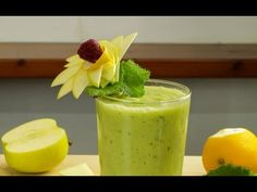 Best Smoothie in the World - Fruit Juice Smoothie Recipe - YouTube