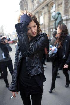 jacket... perfect sleeve length