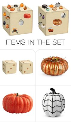 """Pumpkin Dice"" by sandjpopescu ❤ liked on Polyvore featuring art"