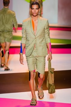 Versace Spring/Summer 2014