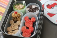 Bento basics - fun lunches for Back To School!