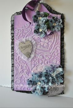 Design Team make for Crafters Companion using the new dies 'Create a Card' Die'sire