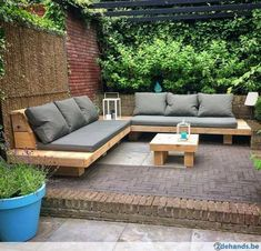 Why Teak Outdoor Garden Furniture? Backyard Design, Garden Seating, Garden Sofa, Patio Design, Backyard Furniture, Outdoor Garden Furniture, Outdoor Furniture Decor, Backyard Furniture Diy, Diy Outdoor Furniture