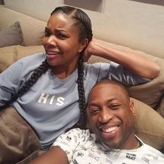 Gabrielle Union and Dwayne Wade plus 24 more Celebrity Couples Who Love Being In Love | Essence.com