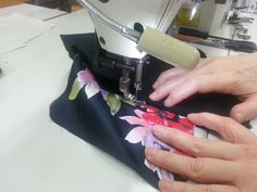 Skilled seamstress behind every Opificio modenese creation Proudly Made in Italy