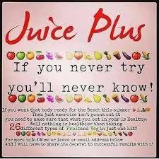 Image result for juice plus adverts. If anyone would like to order juice plus this is the link http://www.juiceplus.com/+rg92379