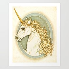 SEE MORE OF MY WORK AND SPECIAL EDITION PRINTS ON MY WEBSITE<br/> heatherhitchman.com<br/> <br/> I miss drawing equines. Beautiful white unicorn art, perfect for the fantasy animal fan!<br/> <br/> unicorn, white unicorn, unicorn art, unicorn portrait, animal portrait, fantasy, fantasy art, fantasy portrait, white, fantasy animal,  helloheath, heather hitchman, art, drawing, illustration<br/>