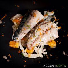Ispirati dal blog tour a San Vincenzo un#maredigusto stasera celebriamo il #pesceazzurro: #sgombro cotto a #bassatemperatura con FRESCO e insalata di #finocchio e #arance. A breve sul nostro blog!#acquaementacomingsoon #fresco #cotturabassatemperatura #pesce #fish #aifb #yummy #healty #igersmantova #instafood  #foodofinstagram
