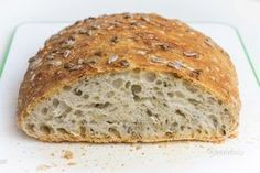 Myslíme si, že by sa vám mohli páčiť tieto piny - sbel Bread Recipes, Snack Recipes, Cooking Recipes, Czech Recipes, Good Food, Yummy Food, Sandwich Cake, Yummy Cookies, No Cook Meals