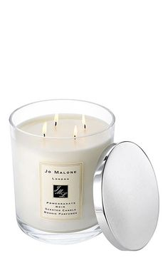 Jo Malone Candle - $450 for 230 hours of burn time...light up your night from now until daylight savings!