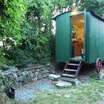 Tiny Green Hut