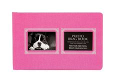 CR Gibson Photo Brag Book 714Inch by 434Inch Fruit Punch ** Details can be found by clicking on the image.